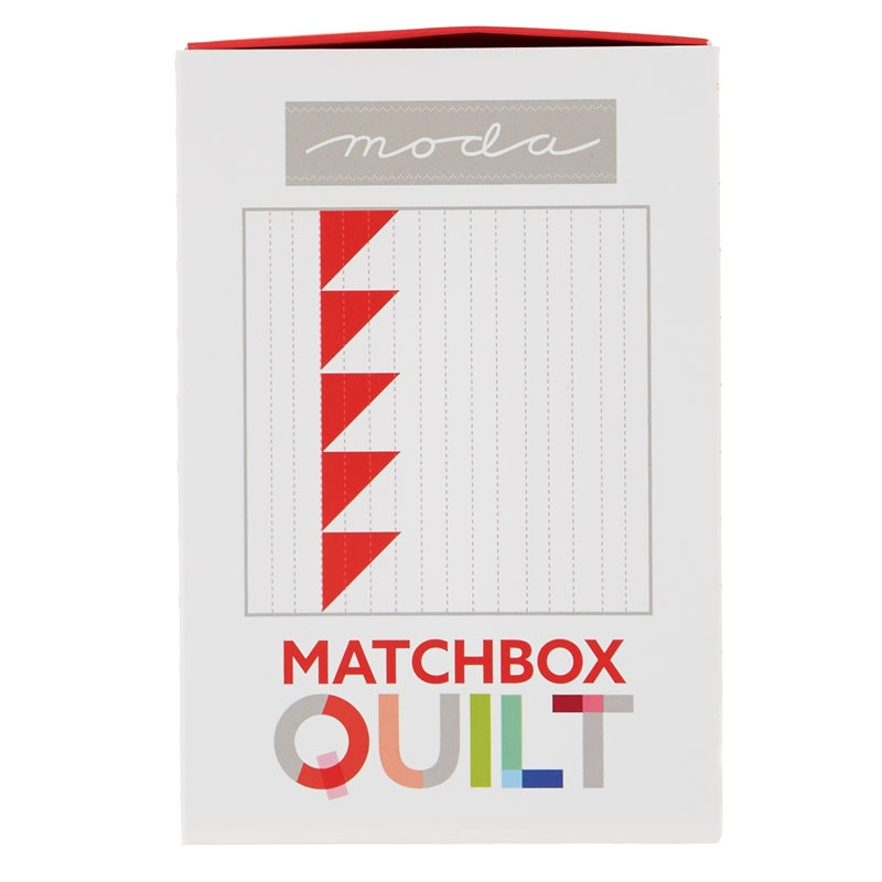 Moda Matchbox Quilt Kit - #6