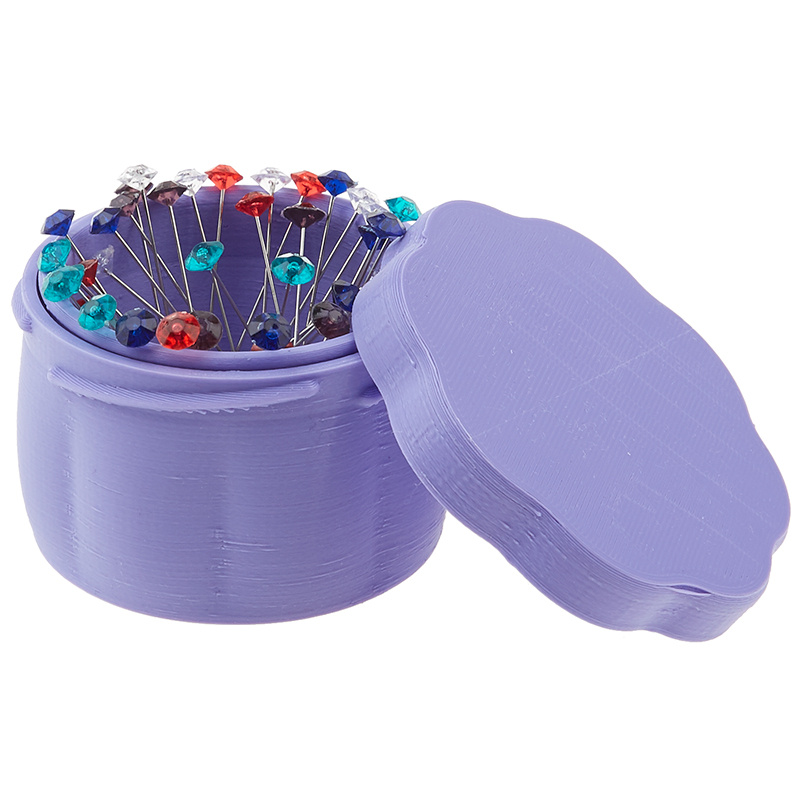 Magnetic Pin Cup - Lilac