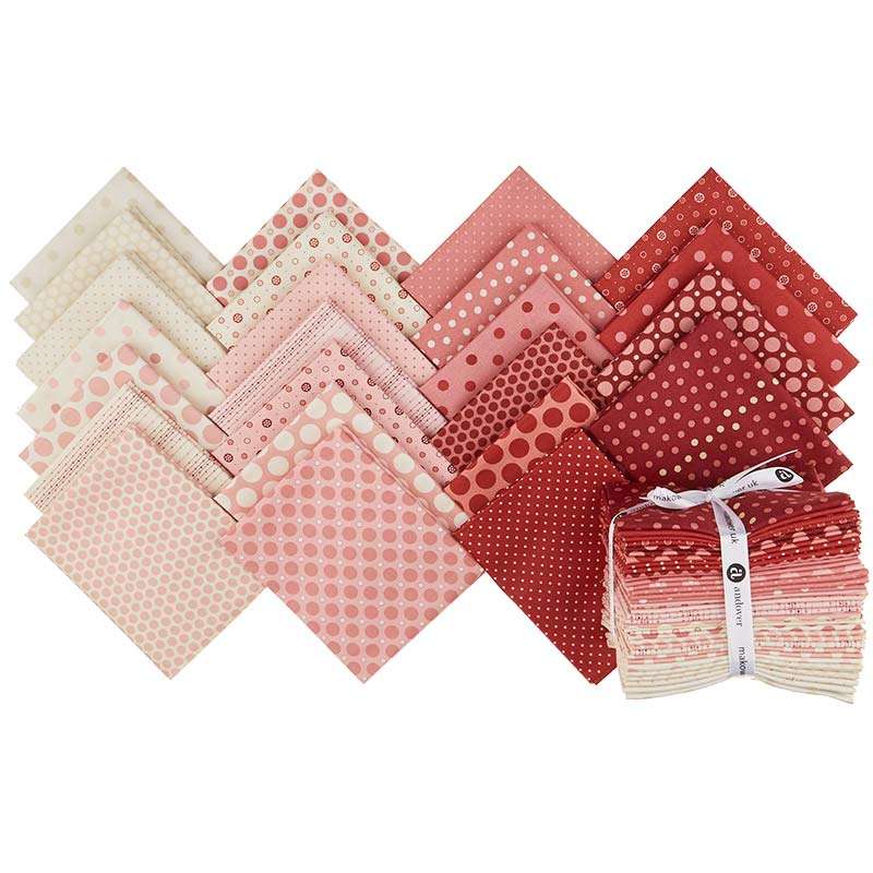 Anna Fat Quarter Bundle 24 skus