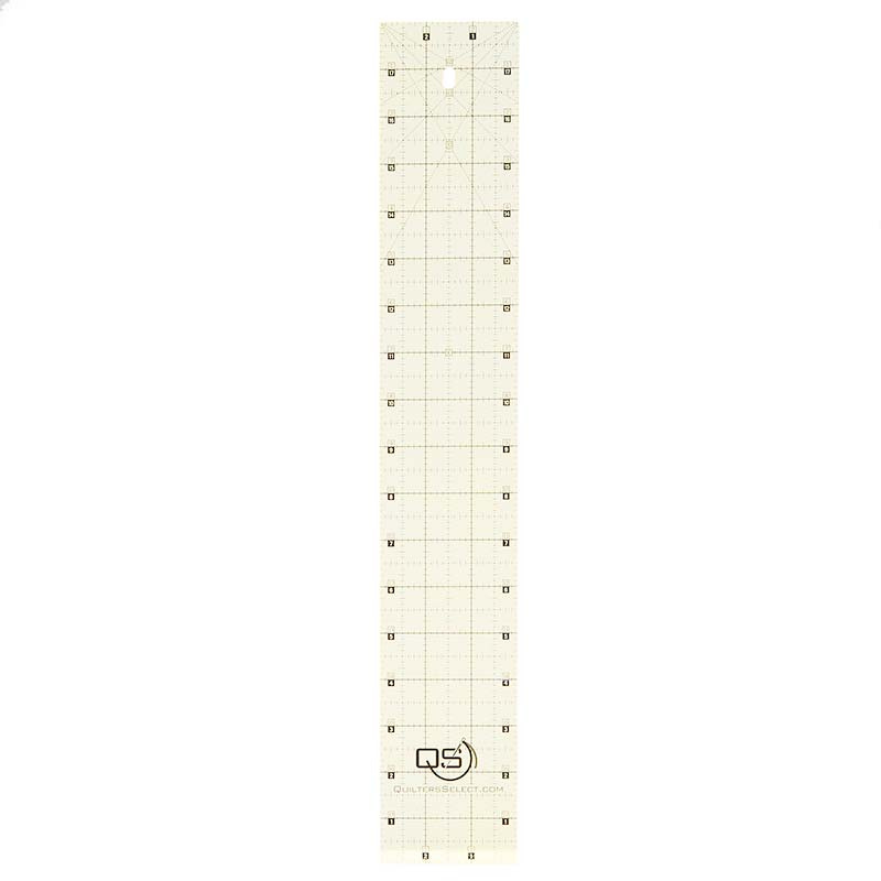Quilters Select 3x18 non slip ruler