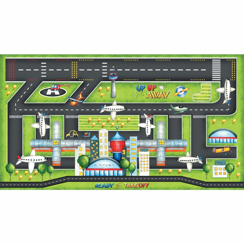 Ready for Takeoff - Playmat Multi Panel