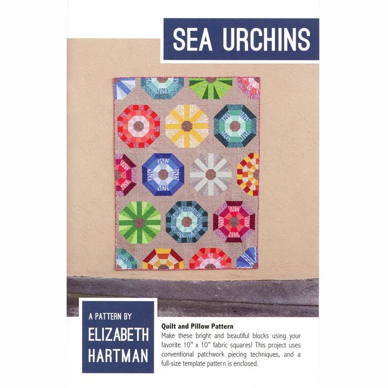 Sea Urchins Pattern
