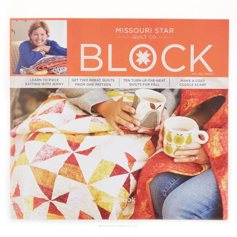 BLOCK Magazine Fall 2014 - Vol 1 Issue 5