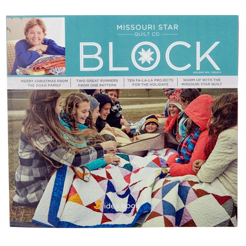 BLOCK Magazine Holiday 2014 - Vol 1 Issue 6
