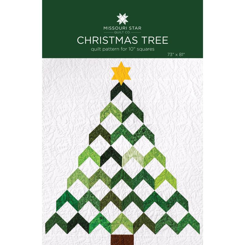 Christmas Tree Pattern by Missouri Star