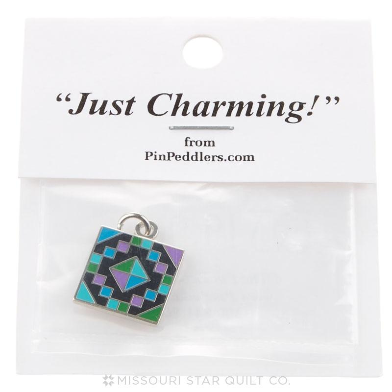 Jewel Box Charm by Pin Peddler