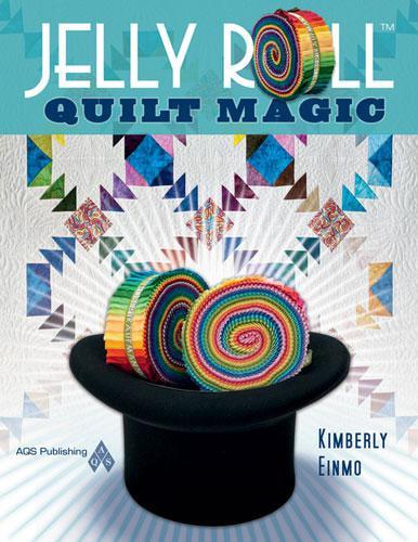 Jelly Roll Quilt Magic AQS 8523