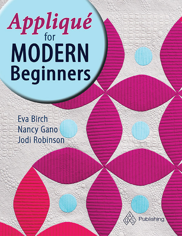 Applique For Modern Beginners