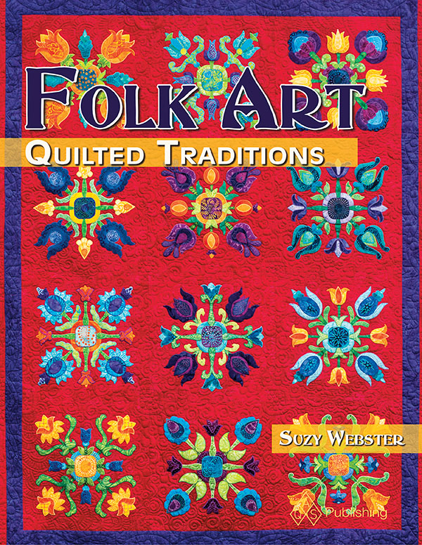Folk Art Quilted Traditions