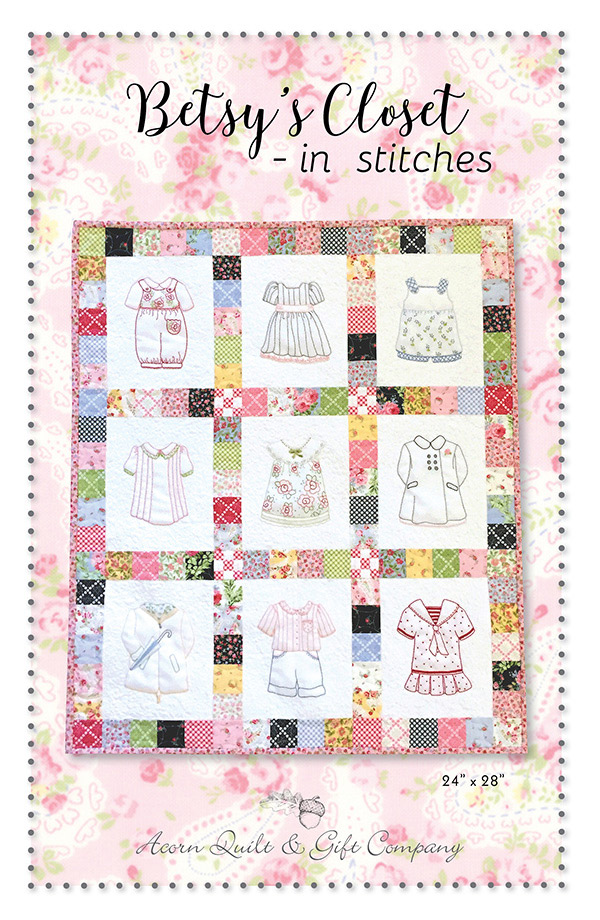 Betsys Closet In Stitches