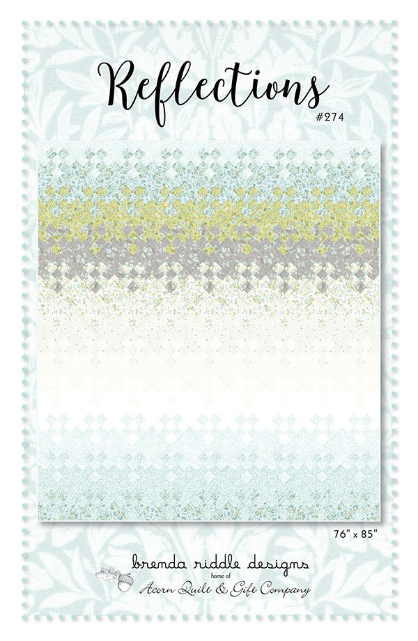 Reflections Quilt KIT PREORDER