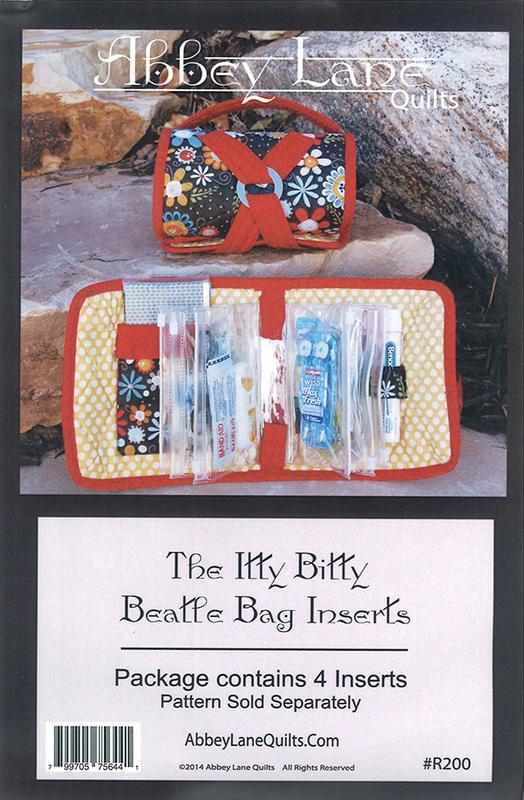 The Itty Bitty Beatle Bag Refil