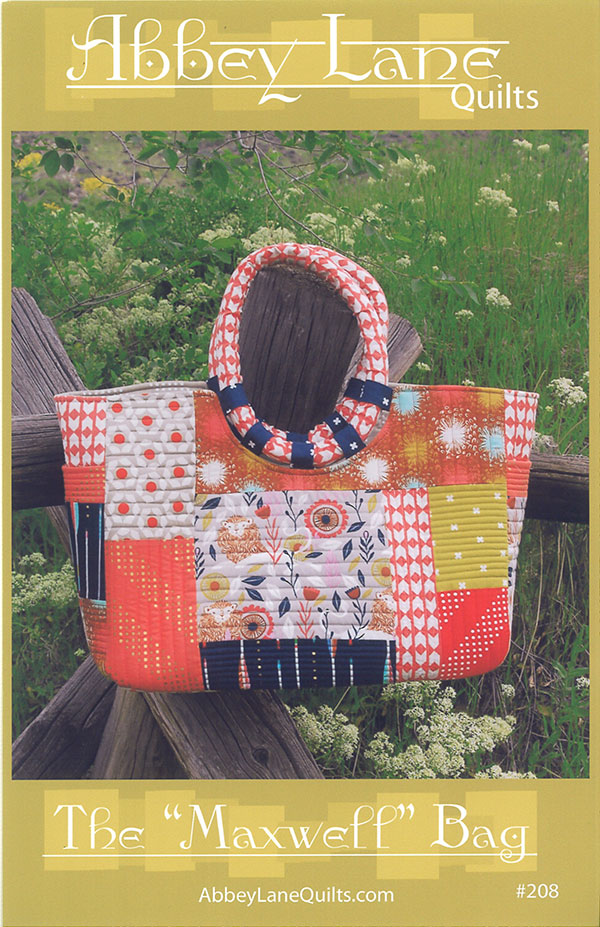 Pattern-The Maxwell Bag