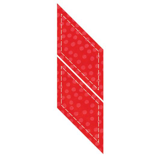 Go! Parallelogram Die 2 3/4 x 3 1/2