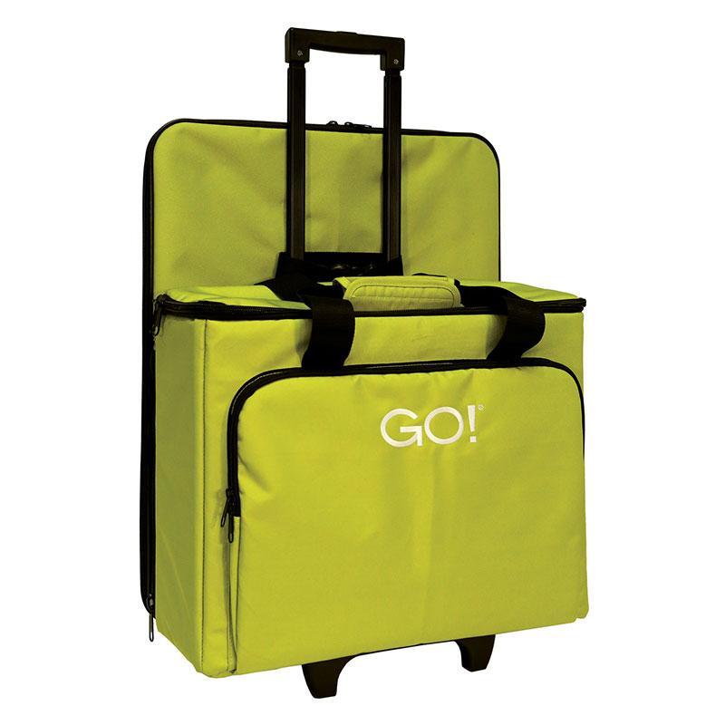 GO! Tote & Die Bag Green