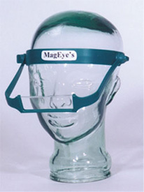 MagEyes Magnifier Double Hi #5 and #7