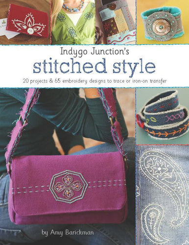 Indygo Junctions Stitched Style