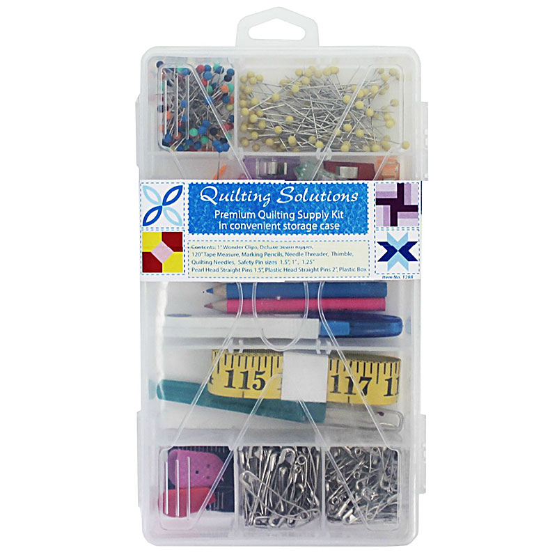 Quilting Solutions Supply Kit