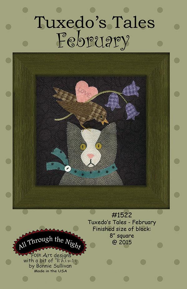 Tuxedo's Tales BOM pattern Feb
