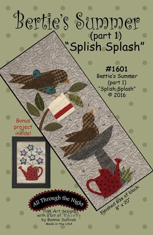 Berties Summer Pt 1Splish Splash