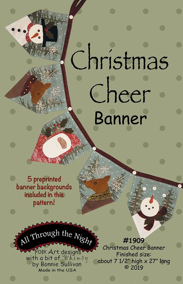 Christmas Cheer Banner