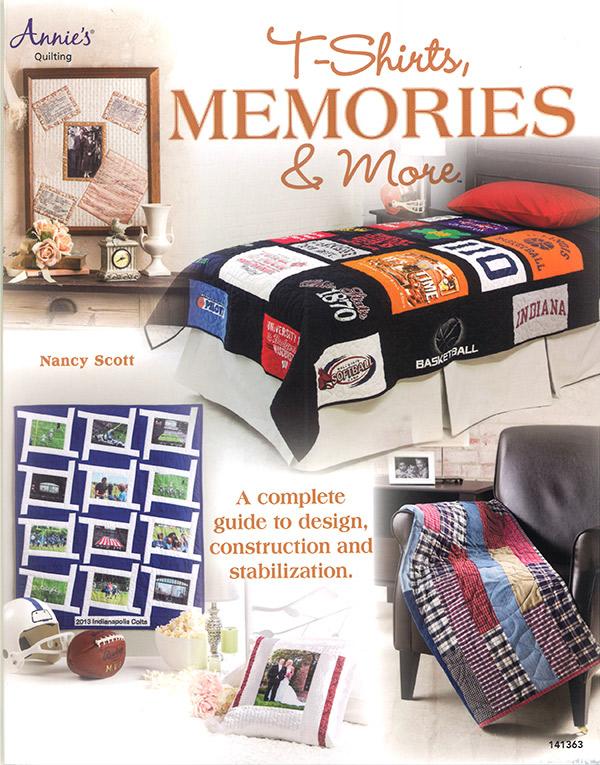 BOOK T-Shirt Memories & More