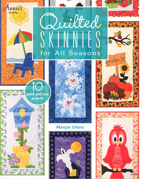 Quilted Skinnies For All Season