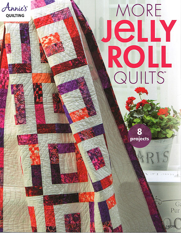 More Jelly Roll Quilts by Annie's Quilting 141398
