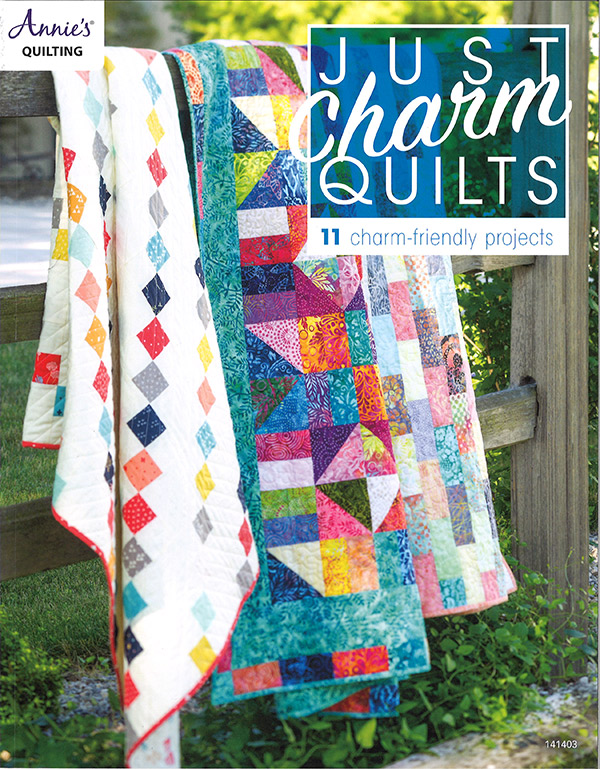 Just Charm Quilts by Annies Quilting AS-141403