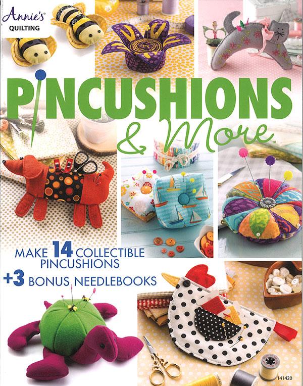 Pincushions & More - Annie's - 1414200