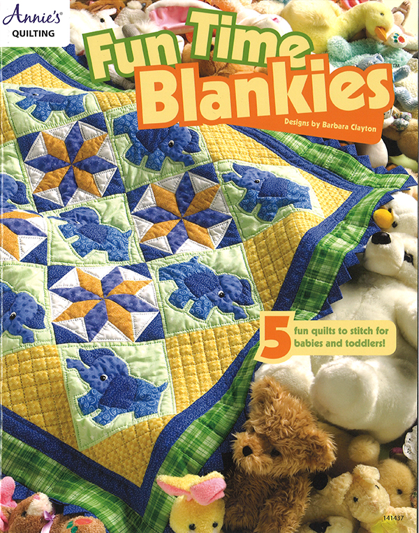 Fun Time Blankies - AS141437