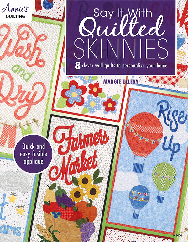 Say It With Quilted Skinnies