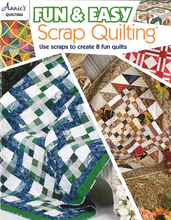 Fun & Easy Scrap Quilting