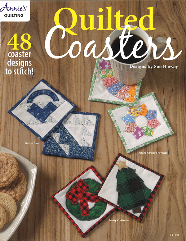 Quilted Coasters Book