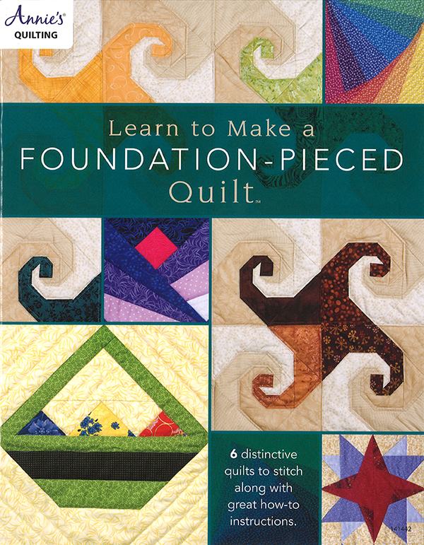 Learn To Make Foundation Pieced