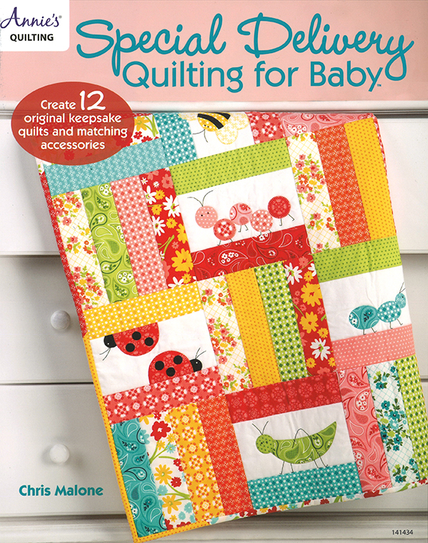 Special Delivery Quilting Baby