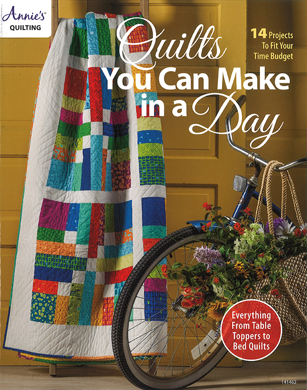 Quilt You Can Make In A Day