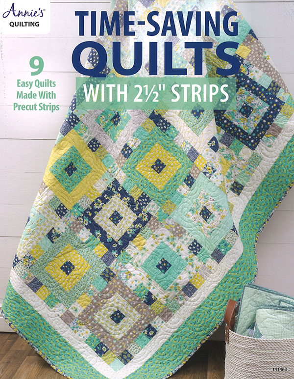 Time Saving Quilts 2 1/2 Strips