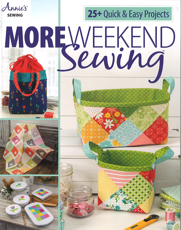 More Weekend Sewing BOOK