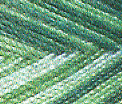 ML Swirls Mint Julep