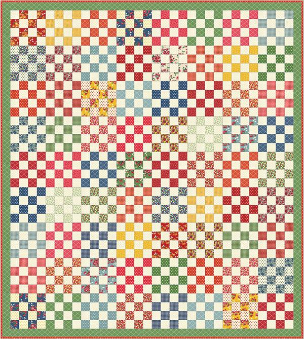 Check Please Quilt Pattern