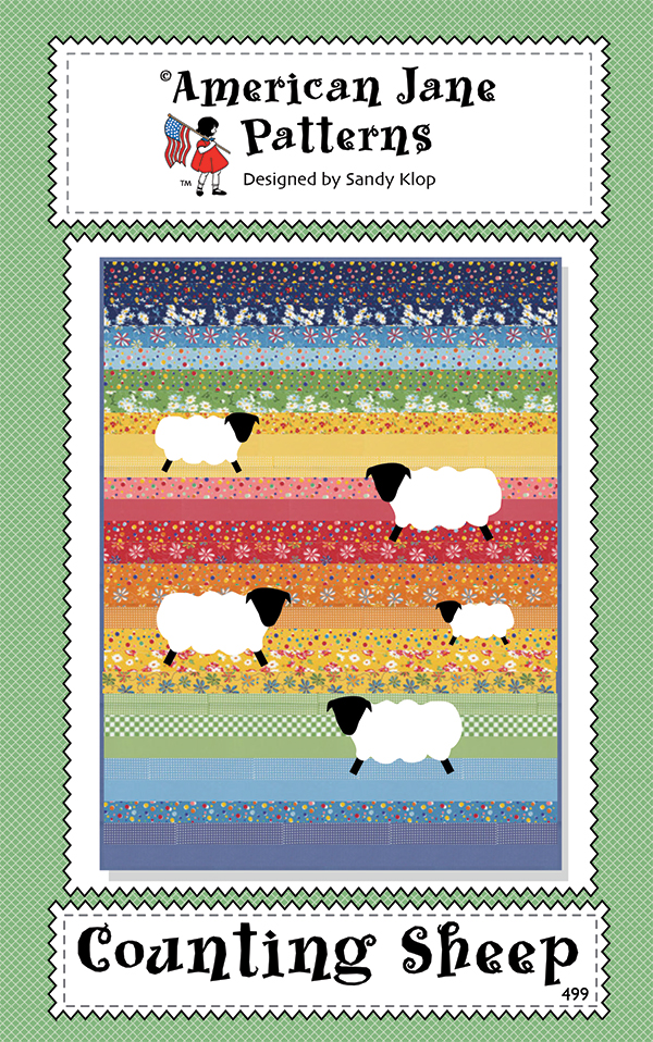Counting Sheep Pattern PREORDER