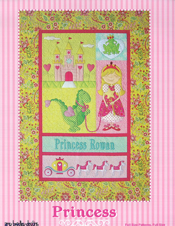 Princess Belle Pattern