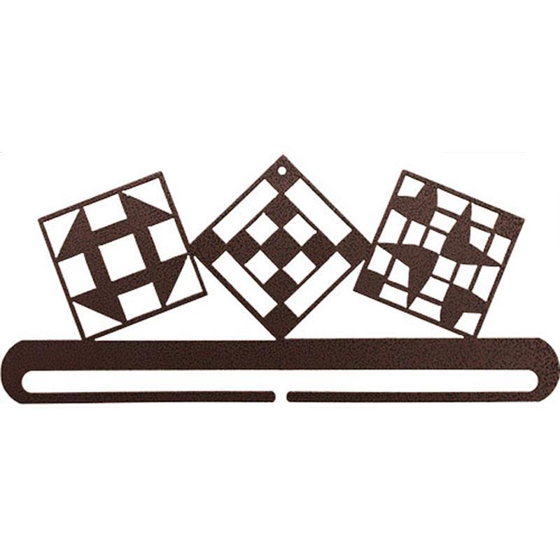 Magnet Quilt Block Split 4 Cop