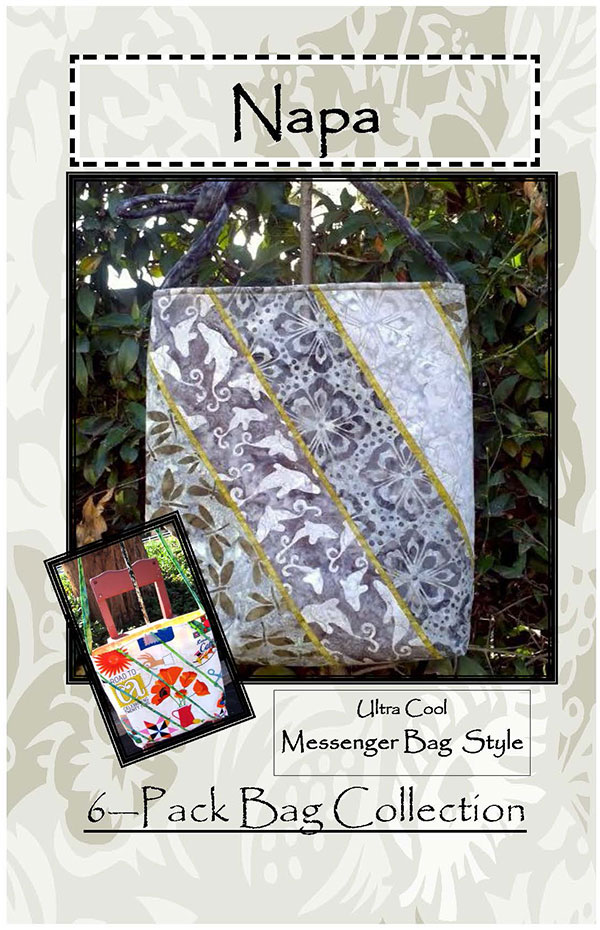 A Quilter's Dream Napa Pattern