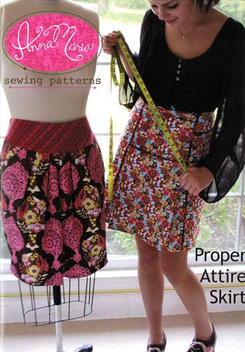 Anna Maria Proper Attire Skirt