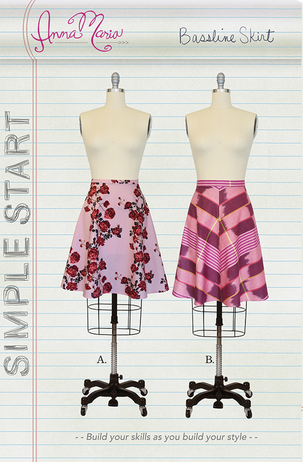 Bassline Skirt
