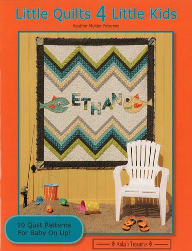Little Quilts 4 Little Kids