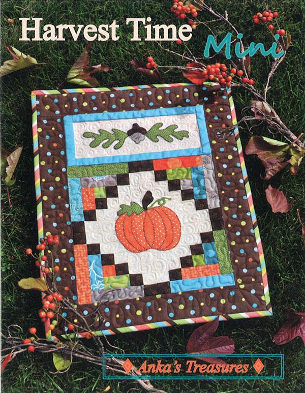 Anka's Treasures  Harvest Time Mini Pattern