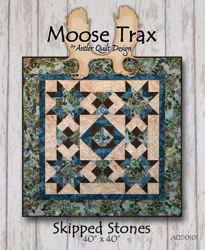 Moose Trax- Skipped Stones